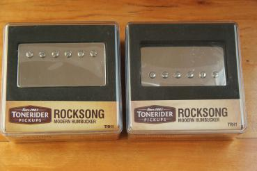 TONERIDER TRH1 ROCKSONG NICKEL SET with NECK & BRIDGE TRH1N & TRH1B