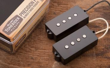 TONERIDER TRP 1 PRECISION PLUS PICKUP BLACK for BASS TRP1-BK