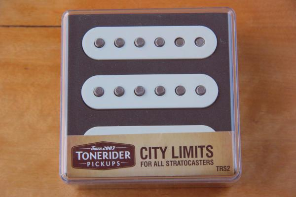 TONERIDER CITY LIMITS SET mit NECK MIDDLE & BRIDGE TRS 2